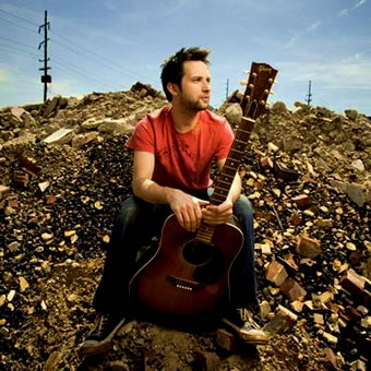 BRANDON HEATH TO DEBUT 'BLUE MOUNTAIN'