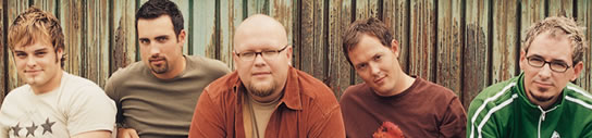 MercyMe Band Bio