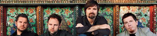 THIRD DAY GARNERS BILLBOARD MAGAZINE COVER